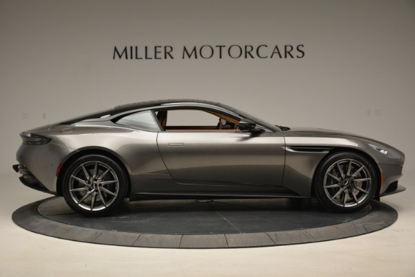Used 2018 Aston Martin DB11 V12 for sale $169,990 at Bugatti of Greenwich in Greenwich CT 06830 9