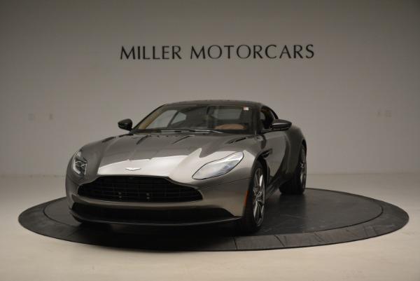 New 2018 Aston Martin DB11 V12 Coupe for sale Sold at Bugatti of Greenwich in Greenwich CT 06830 1