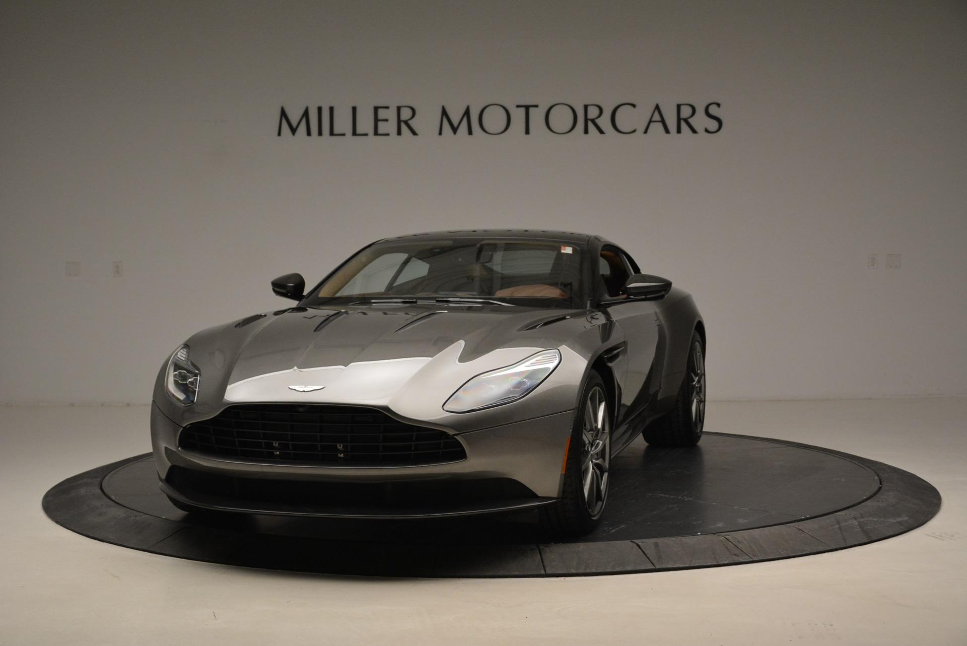 Used 2018 Aston Martin DB11 V12 for sale $169,990 at Bugatti of Greenwich in Greenwich CT 06830 1