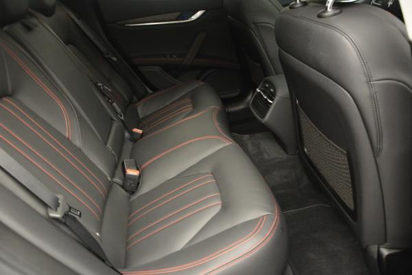 Used 2016 Maserati Ghibli S Q4 for sale Sold at Bugatti of Greenwich in Greenwich CT 06830 18