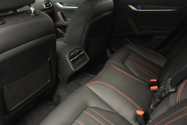 Used 2016 Maserati Ghibli S Q4 for sale Sold at Bugatti of Greenwich in Greenwich CT 06830 25
