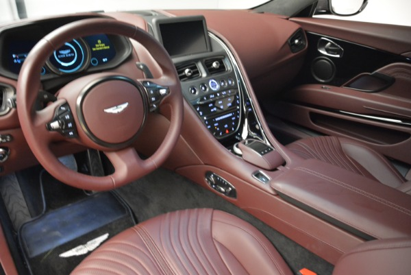 Used 2017 Aston Martin DB11 V12 Launch Edition for sale $134,900 at Bugatti of Greenwich in Greenwich CT 06830 14