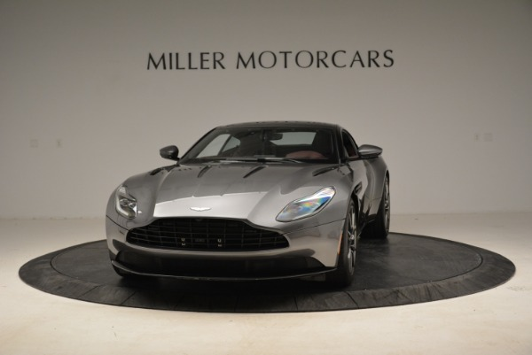 Used 2017 Aston Martin DB11 V12 Launch Edition for sale $134,900 at Bugatti of Greenwich in Greenwich CT 06830 2