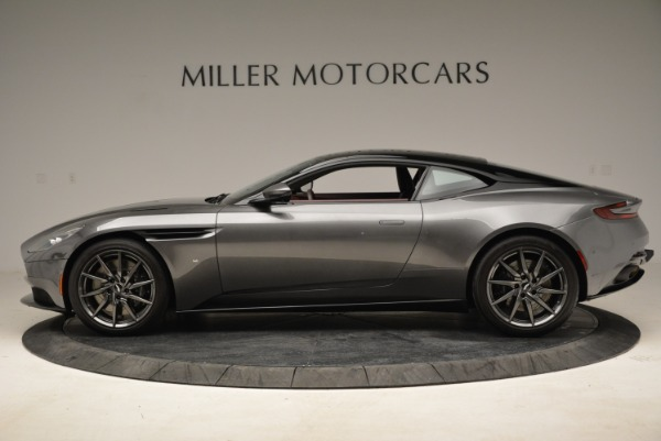 Used 2017 Aston Martin DB11 V12 Launch Edition for sale $134,900 at Bugatti of Greenwich in Greenwich CT 06830 3
