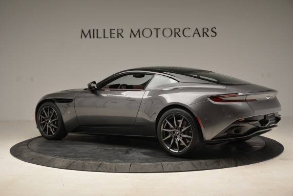 Used 2017 Aston Martin DB11 V12 Launch Edition for sale $134,900 at Bugatti of Greenwich in Greenwich CT 06830 4