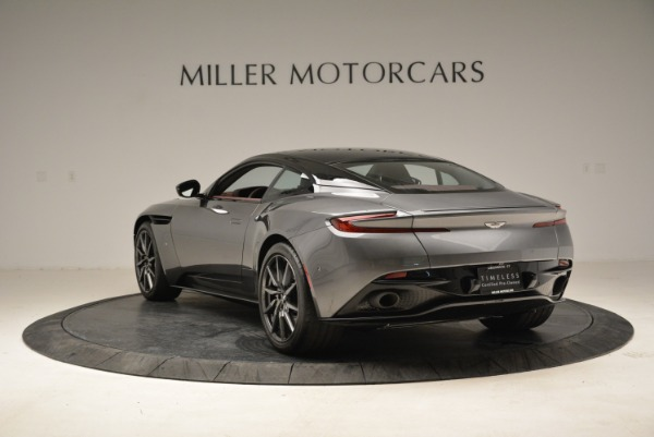 Used 2017 Aston Martin DB11 V12 Launch Edition for sale $134,900 at Bugatti of Greenwich in Greenwich CT 06830 5