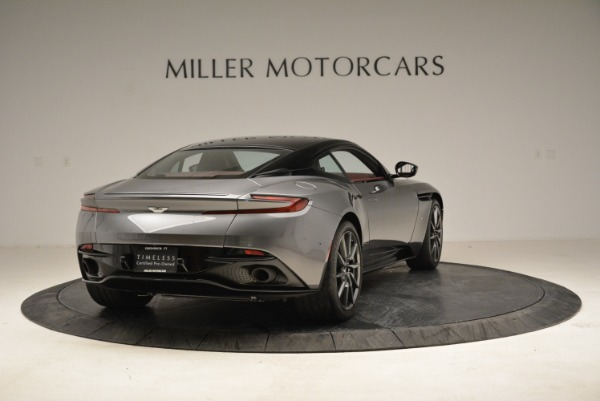 Used 2017 Aston Martin DB11 V12 Launch Edition for sale $134,900 at Bugatti of Greenwich in Greenwich CT 06830 7