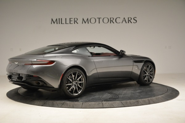 Used 2017 Aston Martin DB11 V12 Launch Edition for sale $134,900 at Bugatti of Greenwich in Greenwich CT 06830 8