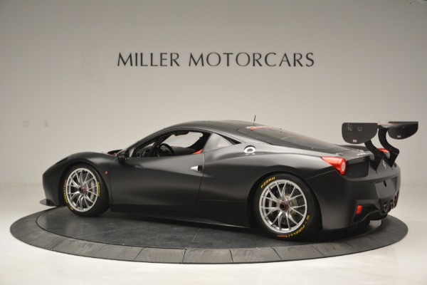 Used 2013 Ferrari 458 Challenge for sale $139,900 at Bugatti of Greenwich in Greenwich CT 06830 4