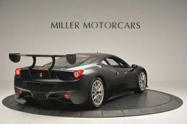 Used 2013 Ferrari 458 Challenge for sale $139,900 at Bugatti of Greenwich in Greenwich CT 06830 7