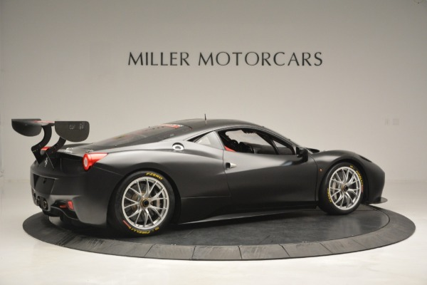 Used 2013 Ferrari 458 Challenge for sale $139,900 at Bugatti of Greenwich in Greenwich CT 06830 8
