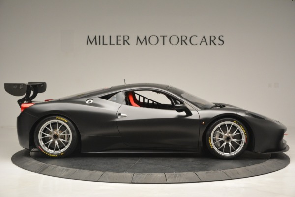 Used 2013 Ferrari 458 Challenge for sale $139,900 at Bugatti of Greenwich in Greenwich CT 06830 9