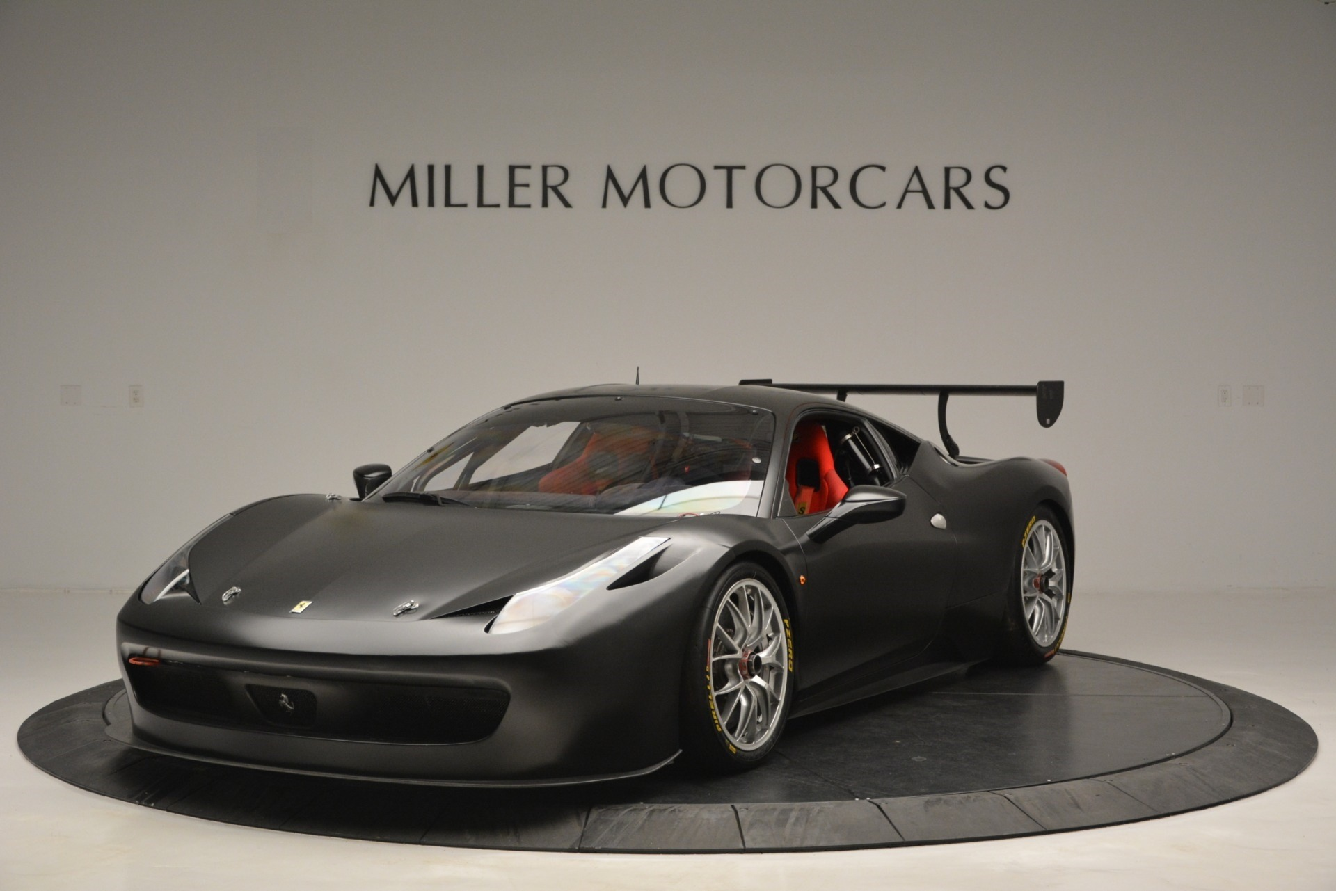 Used 2013 Ferrari 458 Challenge for sale $139,900 at Bugatti of Greenwich in Greenwich CT 06830 1