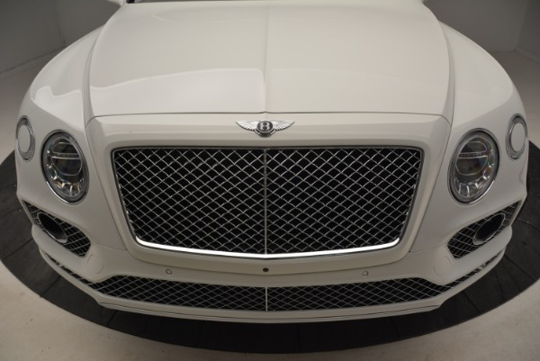 Used 2018 Bentley Bentayga Activity Edition for sale Sold at Bugatti of Greenwich in Greenwich CT 06830 13