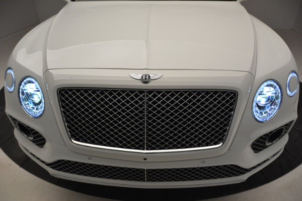 Used 2018 Bentley Bentayga Activity Edition for sale Sold at Bugatti of Greenwich in Greenwich CT 06830 14
