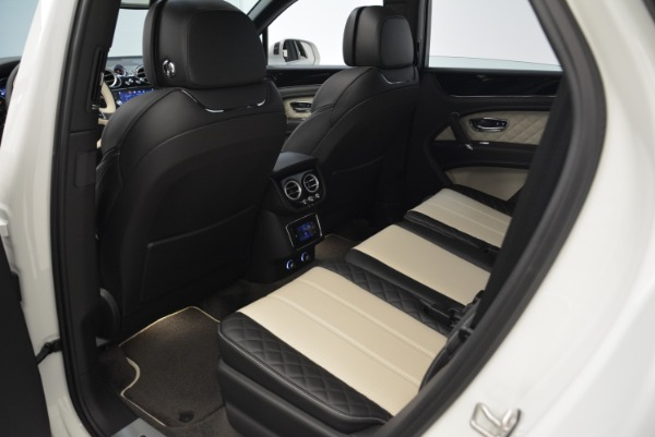 Used 2018 Bentley Bentayga Activity Edition for sale Sold at Bugatti of Greenwich in Greenwich CT 06830 21