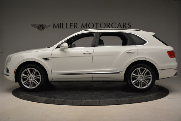 Used 2018 Bentley Bentayga Activity Edition for sale Sold at Bugatti of Greenwich in Greenwich CT 06830 3