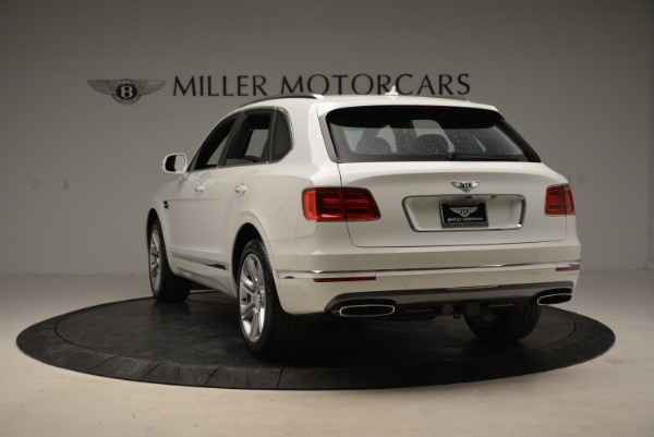 Used 2018 Bentley Bentayga Activity Edition for sale Sold at Bugatti of Greenwich in Greenwich CT 06830 5