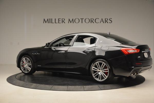 New 2018 Maserati Ghibli S Q4 GranLusso for sale Sold at Bugatti of Greenwich in Greenwich CT 06830 4