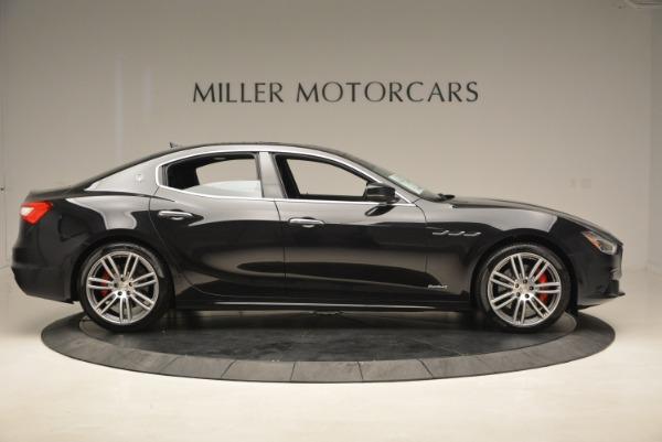 New 2018 Maserati Ghibli S Q4 GranLusso for sale Sold at Bugatti of Greenwich in Greenwich CT 06830 9
