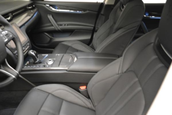 Used 2018 Maserati Quattroporte S Q4 Gransport for sale $66,900 at Bugatti of Greenwich in Greenwich CT 06830 13