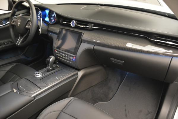 Used 2018 Maserati Quattroporte S Q4 Gransport for sale $66,900 at Bugatti of Greenwich in Greenwich CT 06830 19