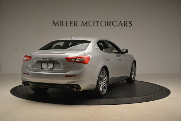 Used 2018 Maserati Ghibli S Q4 for sale Sold at Bugatti of Greenwich in Greenwich CT 06830 6