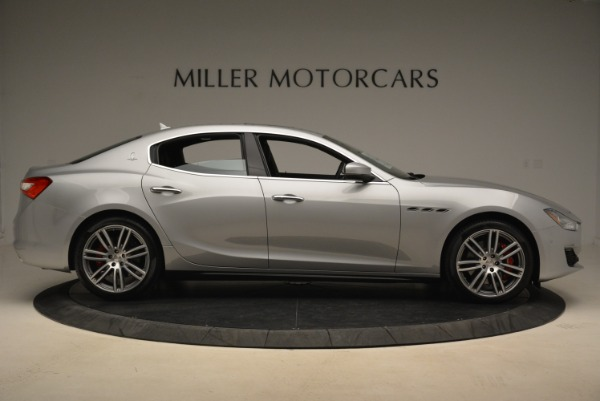 Used 2018 Maserati Ghibli S Q4 for sale Sold at Bugatti of Greenwich in Greenwich CT 06830 8