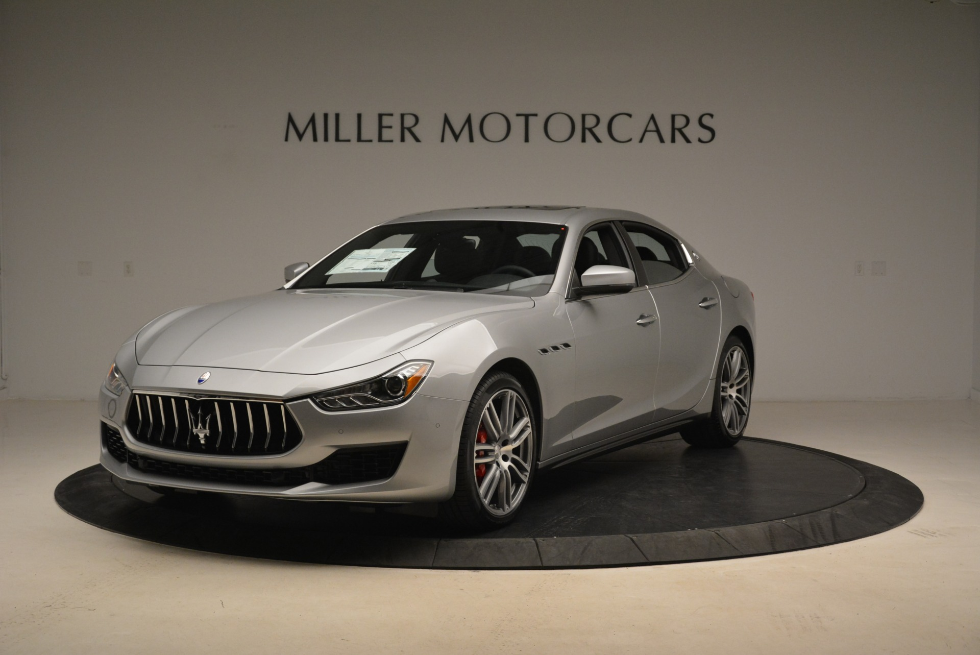 Used 2018 Maserati Ghibli S Q4 for sale Sold at Bugatti of Greenwich in Greenwich CT 06830 1