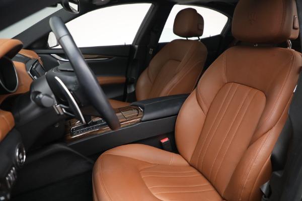 Used 2018 Maserati Ghibli S Q4 for sale $54,900 at Bugatti of Greenwich in Greenwich CT 06830 15