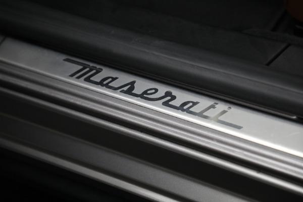 New 2018 Maserati Ghibli S Q4 for sale Sold at Bugatti of Greenwich in Greenwich CT 06830 20