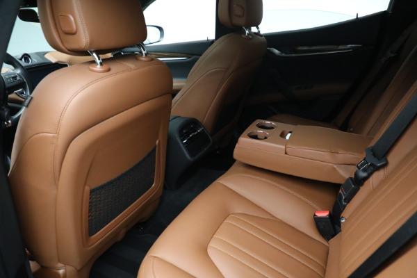 Used 2018 Maserati Ghibli S Q4 for sale $54,900 at Bugatti of Greenwich in Greenwich CT 06830 21