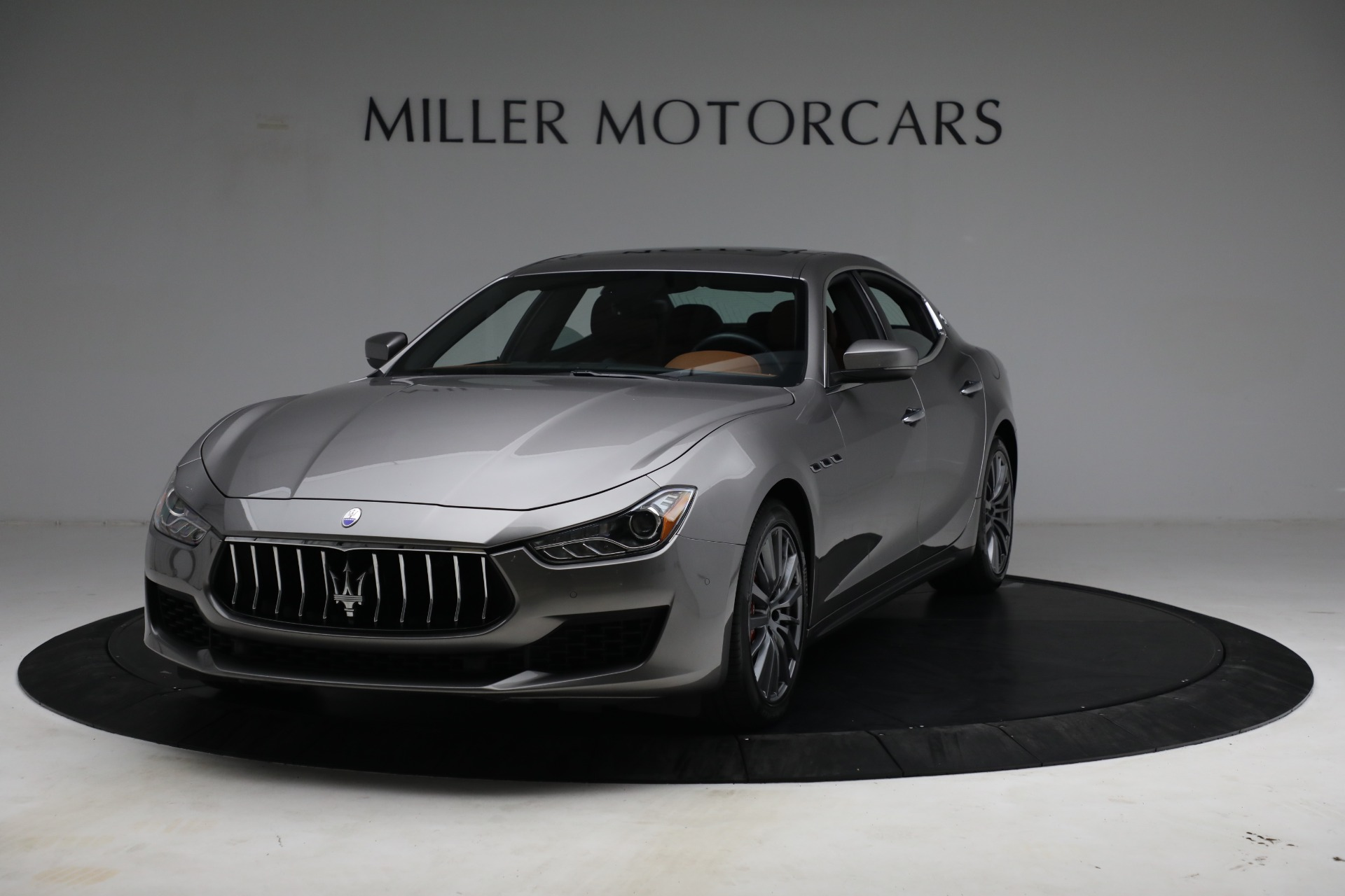 Used 2018 Maserati Ghibli S Q4 for sale $54,900 at Bugatti of Greenwich in Greenwich CT 06830 1