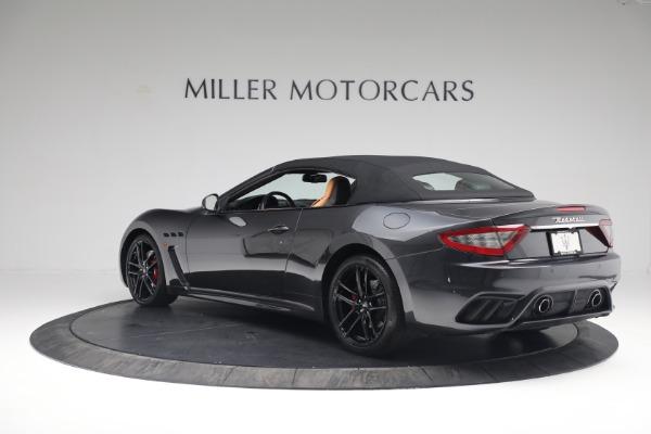 New 2018 Maserati GranTurismo MC Convertible for sale Sold at Bugatti of Greenwich in Greenwich CT 06830 15
