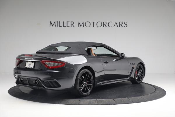 New 2018 Maserati GranTurismo MC Convertible for sale Sold at Bugatti of Greenwich in Greenwich CT 06830 16
