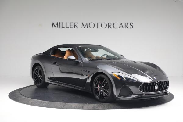 New 2018 Maserati GranTurismo MC Convertible for sale Sold at Bugatti of Greenwich in Greenwich CT 06830 18