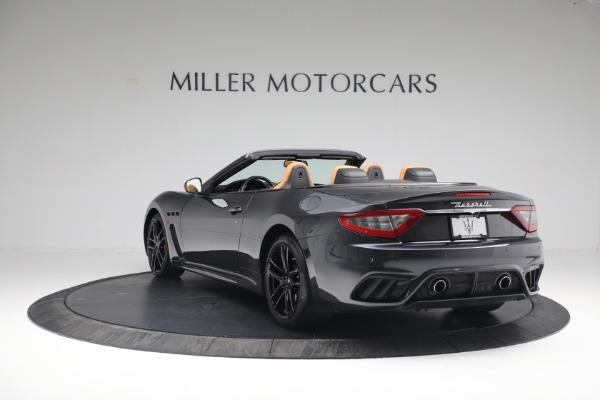 New 2018 Maserati GranTurismo MC Convertible for sale Sold at Bugatti of Greenwich in Greenwich CT 06830 5