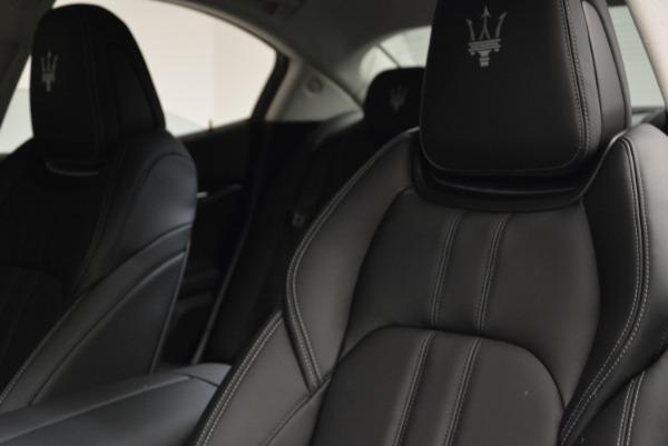 New 2018 Maserati Ghibli S Q4 Gransport for sale Sold at Bugatti of Greenwich in Greenwich CT 06830 11