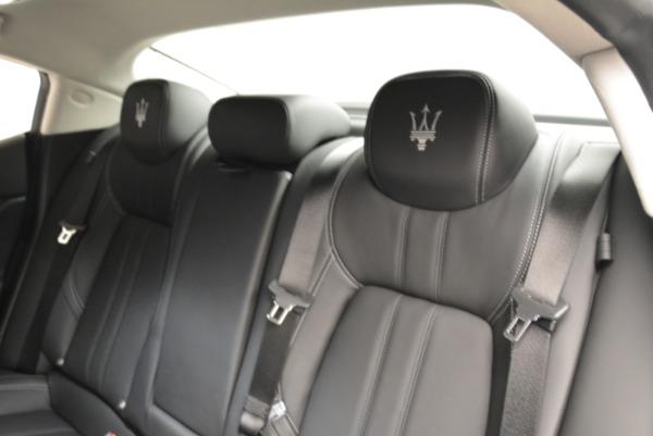 New 2018 Maserati Ghibli S Q4 Gransport for sale Sold at Bugatti of Greenwich in Greenwich CT 06830 15