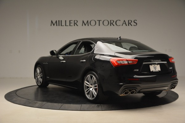 New 2018 Maserati Ghibli S Q4 Gransport for sale Sold at Bugatti of Greenwich in Greenwich CT 06830 5