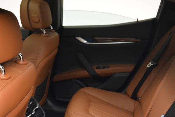 New 2018 Maserati Ghibli S Q4 for sale Sold at Bugatti of Greenwich in Greenwich CT 06830 16