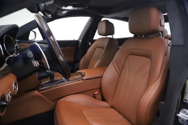 Used 2018 Maserati Quattroporte S Q4 GranLusso for sale $69,900 at Bugatti of Greenwich in Greenwich CT 06830 14