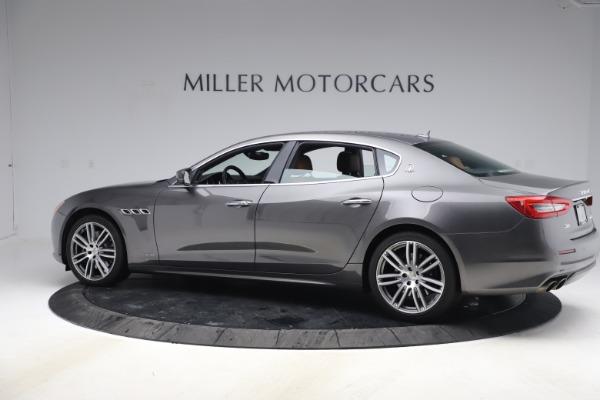Used 2018 Maserati Quattroporte S Q4 GranLusso for sale $69,900 at Bugatti of Greenwich in Greenwich CT 06830 4