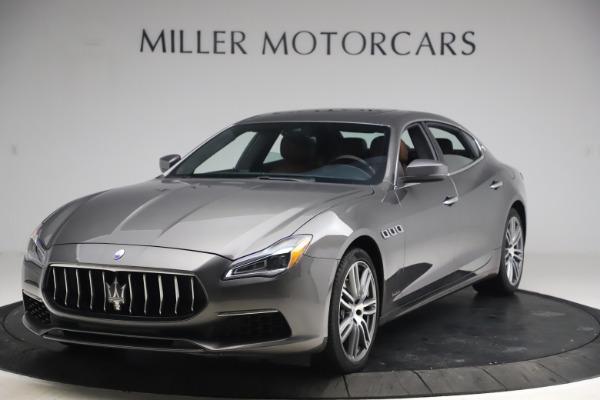 Used 2018 Maserati Quattroporte S Q4 GranLusso for sale $69,900 at Bugatti of Greenwich in Greenwich CT 06830 1