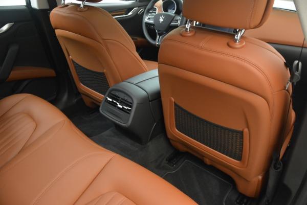 New 2018 Maserati Ghibli S Q4 GranLusso for sale Sold at Bugatti of Greenwich in Greenwich CT 06830 16