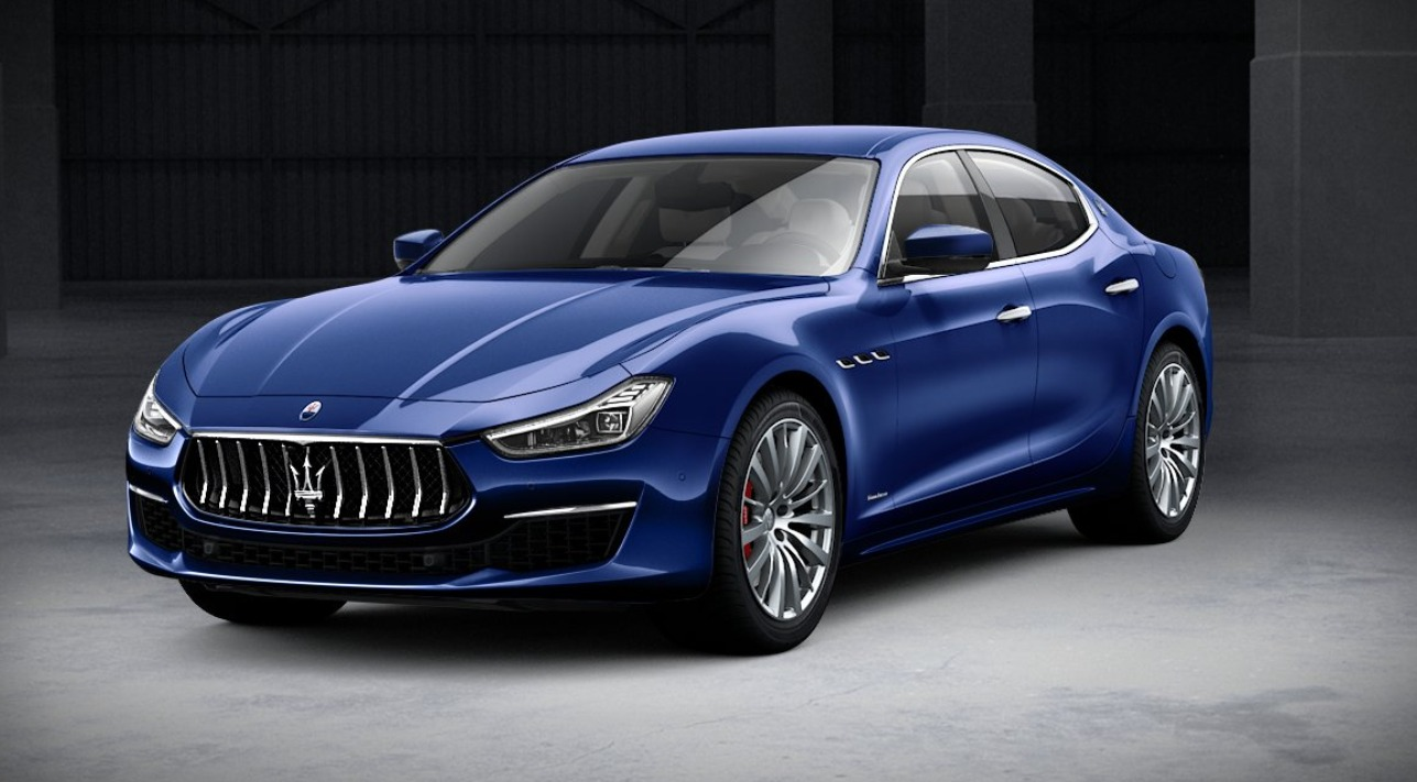 New 2018 Maserati Ghibli S Q4 GranLusso for sale Sold at Bugatti of Greenwich in Greenwich CT 06830 1