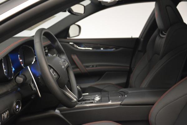 New 2018 Maserati Quattroporte S Q4 Gransport for sale Sold at Bugatti of Greenwich in Greenwich CT 06830 14