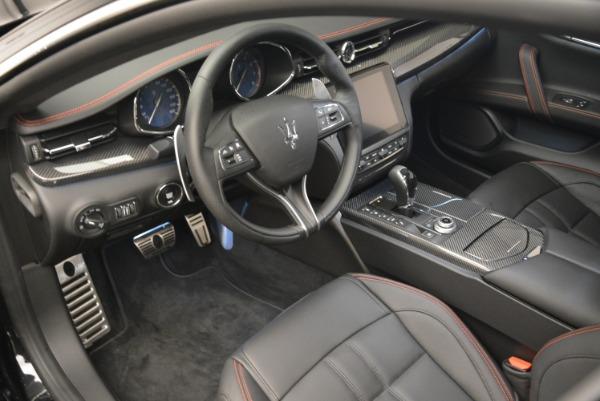 New 2018 Maserati Quattroporte S Q4 Gransport for sale Sold at Bugatti of Greenwich in Greenwich CT 06830 16