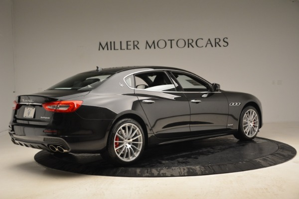 New 2018 Maserati Quattroporte S Q4 Gransport for sale Sold at Bugatti of Greenwich in Greenwich CT 06830 10