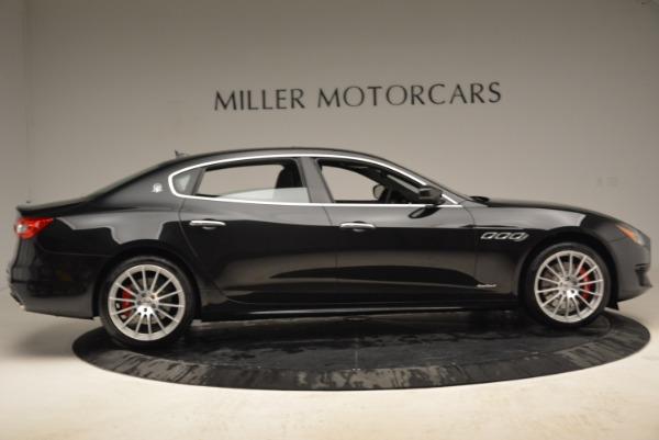 New 2018 Maserati Quattroporte S Q4 Gransport for sale Sold at Bugatti of Greenwich in Greenwich CT 06830 11